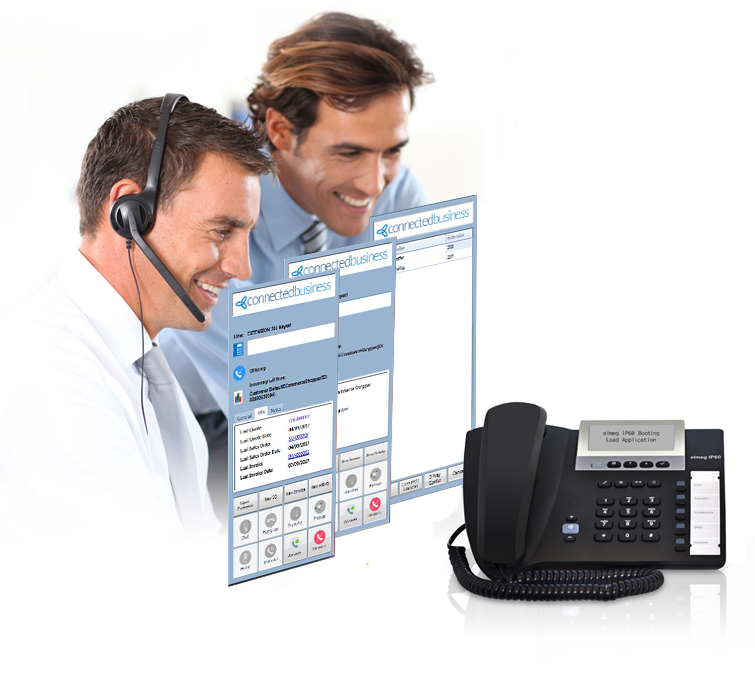 Accelerate Connected Business - Telephone Integration